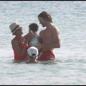 Halle Berry et son chéri Gabriel Aubry : voici l'album photo des vacances avec leur irrésistible petite Nahla !