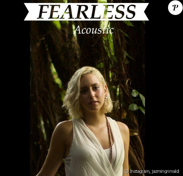 "Jazmine Grace Grimaldi présente son nouveau single ""Fearless""- 1er octobre 2019."