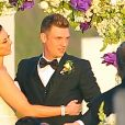 Semi Exclusif - No web - No blog - Mariage de Nick Carter et Lauren Kitt à Santa Barbara, le 12 avril 2014.  No web - No blog For Germany call for price Semi-Exclusive - Nick Carter weds Lauren Kitt at an intimate ceremony at the Bacara Resort & Spa in Santa Barbara, California on April 12, 2014. The couple exchanged their own written vows. Nick's bandmate Howie Dorough was also in attendance.12/04/2014 - Santa Barbara
