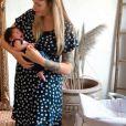 """Jesta et Benoît, candidats de l'émission """"Koh-Lanta"""" en 2016 ont eu un enfant, Juliann, né le 12 juillet 2019."""