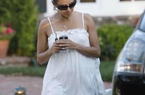 Eva Longoria : au réveil et en petite tenue... La belle brune est trop craquante !