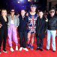 Alesha Dixon et le jury de Britain's Got Talent. Londres, le 20 janvier 2019.
