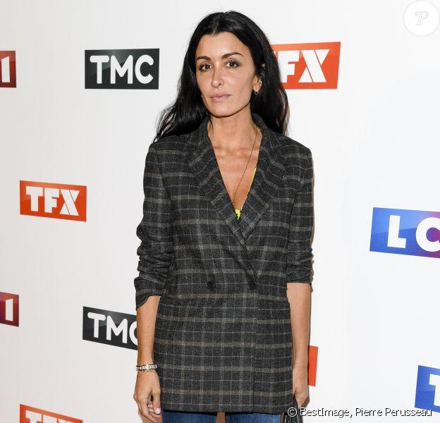 La chanteuse Jenifer (Jenifer Bartoli) - Soirée de rentrée 2019 de TF1 au Palais de Tokyo à Paris, le 9 septembre 2019. © Pierre Perusseau/Bestimage