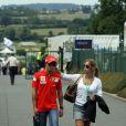 Felipe Massa et sa femme Rafaela attendent un garçon pour novembre 2009