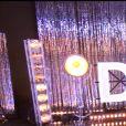 """Sami El Gueddari et Fauve Hautot sur un jive lors du troisième prime de """"Danse avec les stars 2019"""", sur TF1, le 5 octobre"""