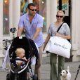 Naomi Watts, Liev Schreiber et leur fils aîné Alexander