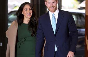 Meghan Markle ressort sa robe de fiançailles pour une nouvelle soirée avec Harry