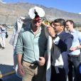 Le prince William et Kate Middleton à Chitral, au Pakistan, le 16 octobre 2019.