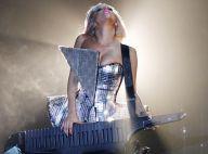 Lady GaGa, de nouveaux looks givrés pour sa soirée londonienne... et une nouvelle provocation !