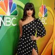 Jameela Jamil lors de soirée NBC's TCA Summer Press Tour 2019 à l'hôtel The Beverly Hilton dans le quartier de Beverly Hills à Los Angeles, Californie, le 8 août 2019.
