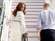 Kate Middleton de retour et en forme après une nuit chaotique au Pakistan