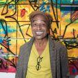 Yannick Noah - Vernissage de l'exposition de l'artiste l'artiste Kongo (Cyril Phan) au Montaigne Market à Paris le 17 octobre 2019. © Jerémy Melloul/ Bestimage