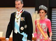Letizia d'Espagne, Victoria de Suède : Défilé de tiares et diadèmes au Japon