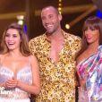 """Shy'm lors du prime de """"Danse avec les stars 2019"""" du 7 novembre, sur TF1"""