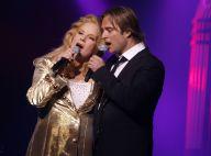 David Hallyday et Sylvie Vartan réunis sur scène, pour une chanson de Johnny