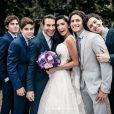 Le chirurgien Paul Nassif et Brittany Nassif (née Pattakos) se sont mariés à Santorini, le 28 septembre 2019.