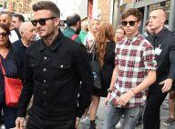 David Beckham : Son fils Romeo reproduit l'une de ses coiffures insolites