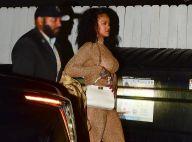 Rihanna se déshabille sur Instagram après une sortie en or