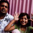 Rubina Ali et son père