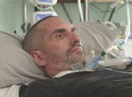 Pone : Atteint de la maladie de Charcot, il sort un album réalisé avec ses yeux