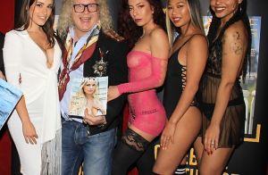 Pierre-Jean Chalençon : Déchaîné dans un club de striptease avec Pascal Soetens