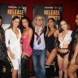 Exclusif - Pierre-Jean Chalençon assiste à la soirée au club de strip-tease Whisper pour la sortie du magazine Penthouse à Paris. le 25 octobre 2019 © Philippe Baldini / Bestimage