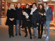 "Michel Drucker, sa femme Dany Saval et Stéfanie : Soirée ""furax"" en famille !"