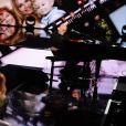 """Exclusif - Pascal Obispo - Enregistrement de l'émission TV """"La Chanson Secrète 3"""", qui sera diffusée le vendredi 1er novembre à 21h00 sur TF1. Après le succès de la première édition, """"La Chanson Secrète"""", présentée par N.Aliagas et produite par DMLS TV, revient sur TF1. 10 artistes ne savent rien de ce qui va se passer pour eux ! Ils ont accepté de jouer le jeu, de se laisser totalement surprendre, émouvoir, parfois même déstabiliser car ils vont découvrir en même temps que les téléspectateurs une surprise : une chanson qui leur rappelle un souvenir important de leur vie revisitée et réinterprétée par un artiste. Les téléspectateurs seront aux premières loges pour vivre ces moments d'intimité musicale rare. Et, en bonus, de nombreux invités inattendus et des proches de l'artiste assis dans le fauteuil viendront l'émouvoir. Le 25 juin 2019 © Gaffiot-Perusseau / Bestimage"""