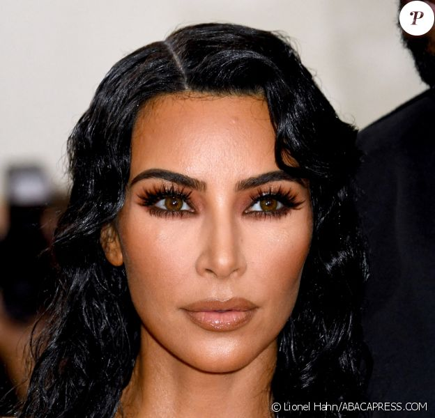 Kim Kardashian au Met Gala le 6 mai 2019 à New York. Elle porte une robe Thierry Mugler. Crédits : Lionel Hahn/ABACAPRESS.COM