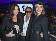 "Carla Bruni : ""Une merveilleuse copine"" selon le top model Eva Herzigova"
