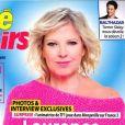 """Couverture du magazine """"Télé Loisirs"""", numéro du 12 novembre 2019."""