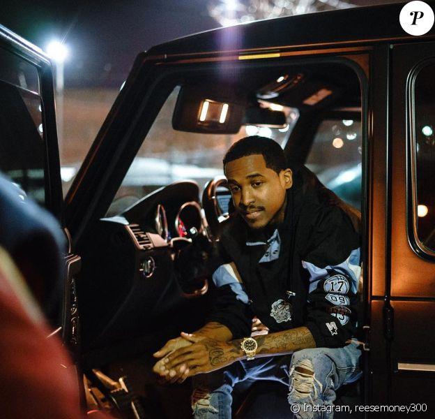 Le rappeur amériain Lil Reese sur Instagram. Il est actuellement hospitalisé dans l'Etat de L'Illinois après avoir reçu une balle dans la nuque. Il aurait été attaqué lundi 11 novembre 2019 dans la banlieue de Chicago alors qu'il était en voiture.