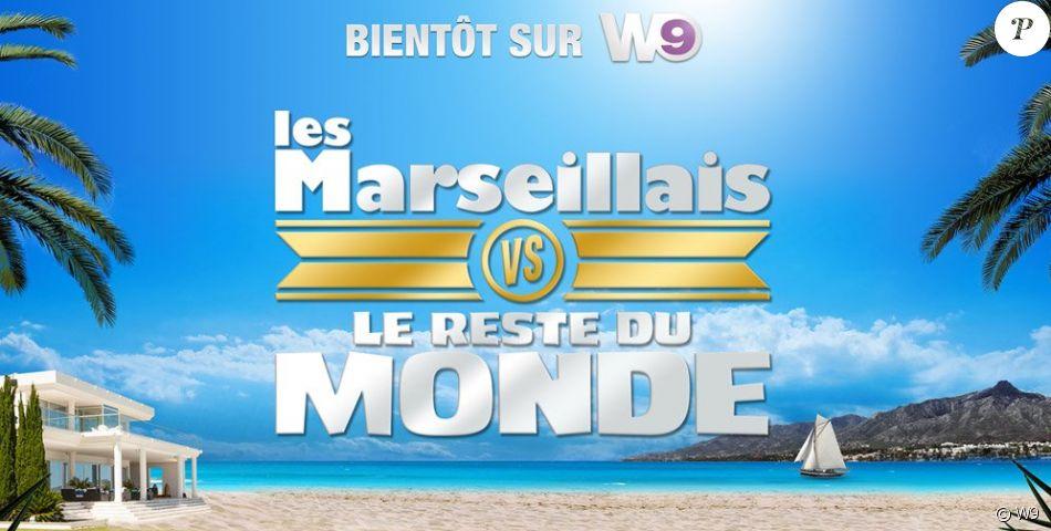 """""""Les Marseillais VS Le Reste du monde"""", émission diffusée sur W9."""
