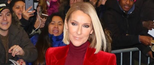 Céline Dion : Look copié sur Gigi Hadid ou gorge dénudée... défilé à New York
