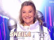 Mask Singer : Sheila éliminée et un brin vexée contre le jury !