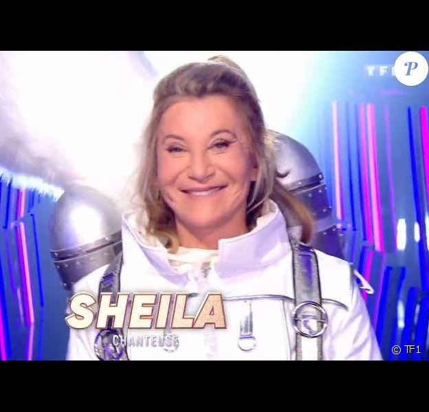 MAsk Singer : Sheila est démasquée le 15 novembre 2019.