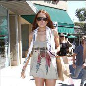 Lady GaGa, Lindsay Lohan et leurs copines : quand elles sortent... c'est sans pantalon !