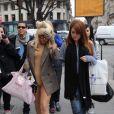 Lady Gaga a presque inventé le concept !  Ses sorties, de jour comme de nuit, se font jambes nues !