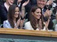 Pippa Middleton de gala, elle pique les chaussures et le sac de Kate !