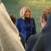 Brigitte Macron : Retour dans le lycée où elle a rencontré Emmanuel