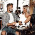 """Charlène et Benoît de """"Secret Story 11"""" en couple, à Paris, le 20 octobre 2019"""