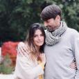 Laurent Kerusoré avec Laetitia Milot sur Instagram - 11 novembre 2019