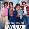 """Affiche de """"La vérité si je mens ! Les débuts"""", en salles le 16 octobre 2019."""