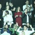 """Le prince Carl Philip et la princesse Sofia de Suède assistent en compagnie d'amis et au côté du père d'Aviici, Klas Bergling, au concert """"Avicii Tribute Concert for Mental Health Awareness"""" à la Friends Arena de Stockholm, le 5 décembre 2019."""