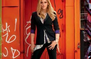 Pour la promo de sa ligne de jeans, Hilary Duff met le paquet et remercie... Photoshop !