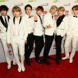 BTS - Les célébrités lors de la soirée 'KIIS FM's iHeartRadio Jingle Ball 2019' au Forum à Inglewood en Californie, le 6 décembre 2019. 06/12/2019 - Inglewood