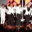 BTS - Les célébrités en concert pendant la soirée 'KIIS FM's iHeartRadio Jingle Ball 2019' au Forum à Inglewood en Californie, le 6 décembre 2019. 06/12/2019 - Inglewood