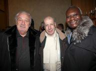 Marcel Campion et Magloire tout en élégance pour une soirée parisienne