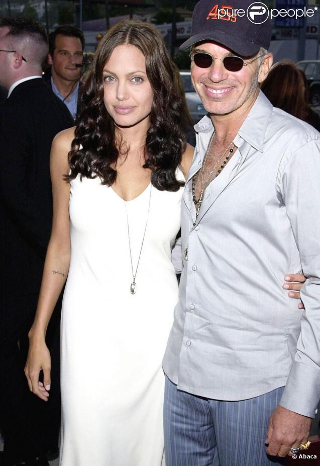 Angelina Jolie et son ex-mari Billy Bob Thornton