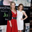 Meryl Streep et Amy Adams, lors de l'avant-première de  Julie et Julia , au Westwood Theatre de Los Angeles, le 27 juillet 2009 !